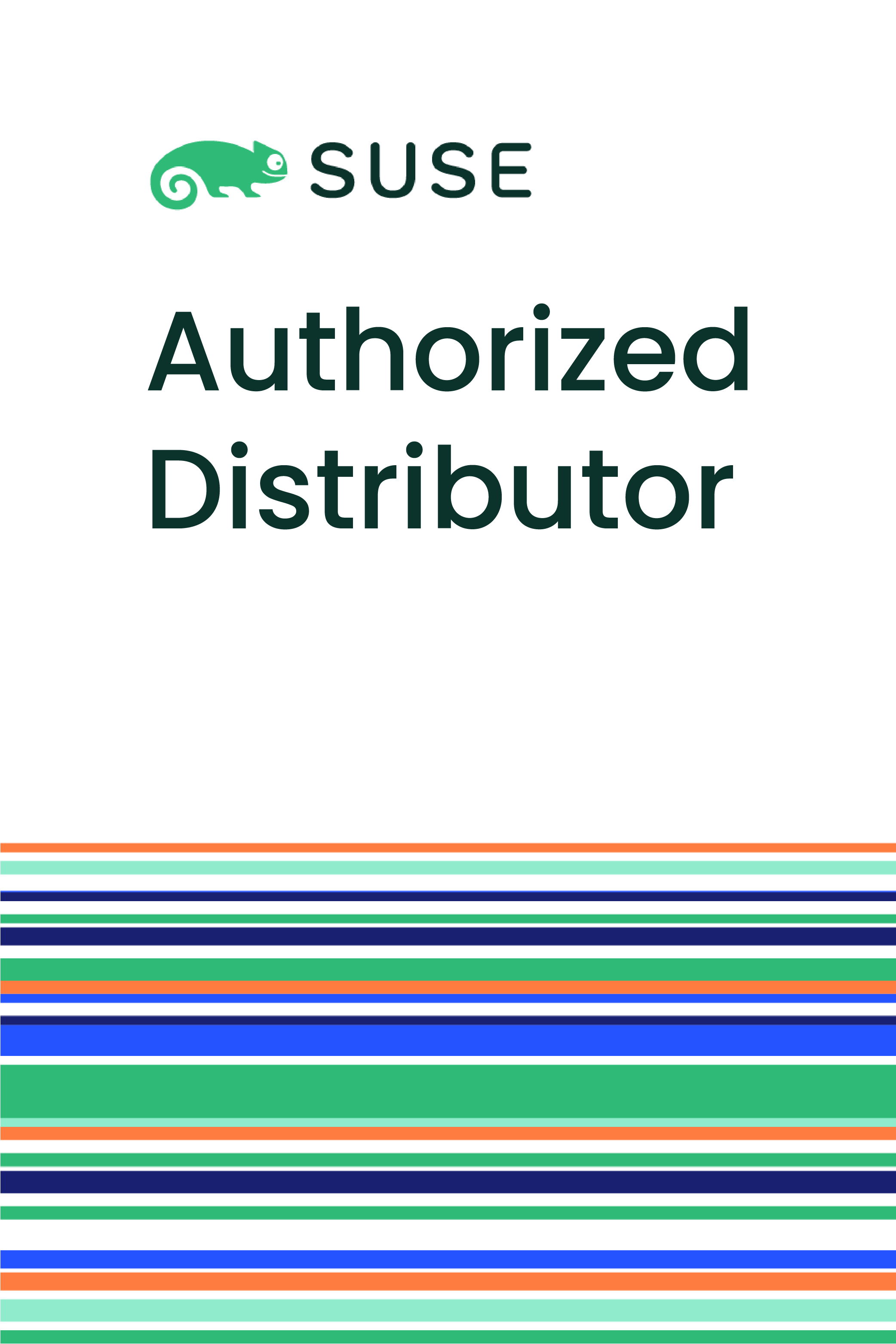 SUSE Authorized Distributor